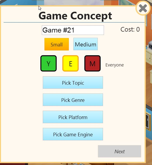Game Dev Tycoon Cheatsheet – Context Switching – Books